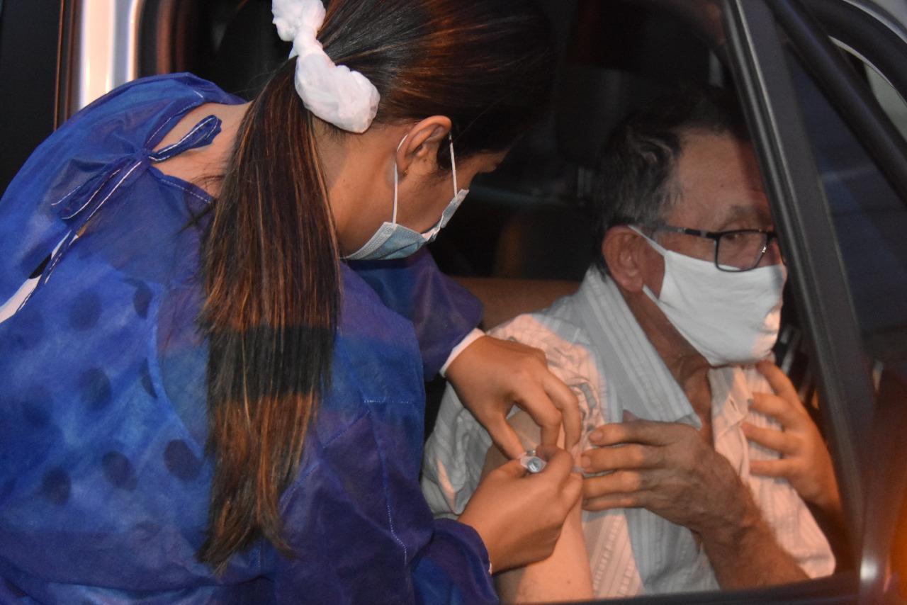 SJE começa nesta segunda (07) vacinação de pessoas sem comorbidades com idade a partir dos 49 anos