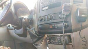 SAMU regional inicia instalação de sistema de rádio nas ambulâncias
