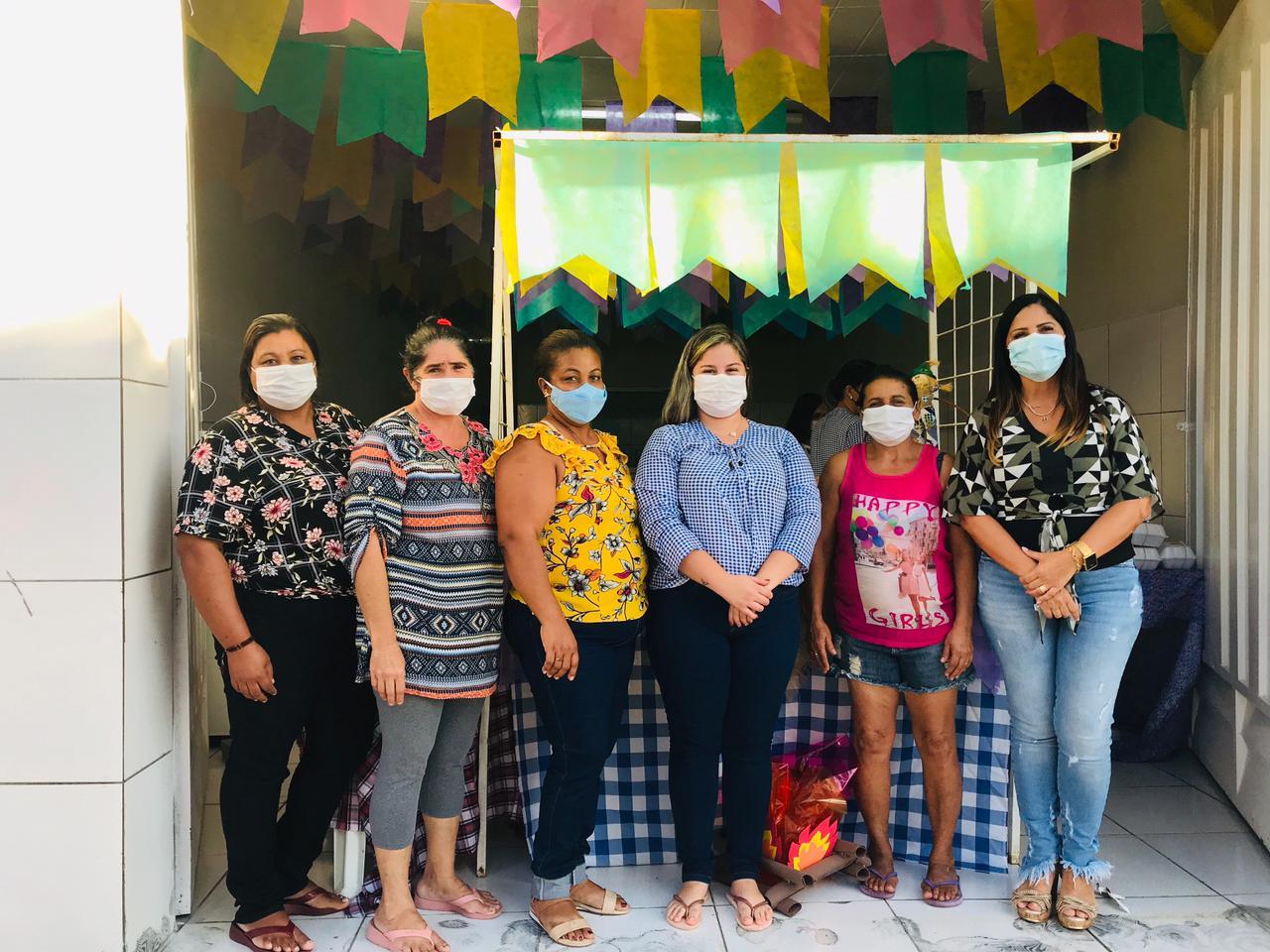 Prefeitura de Brejinho entregou kit junino à população na véspera de São João