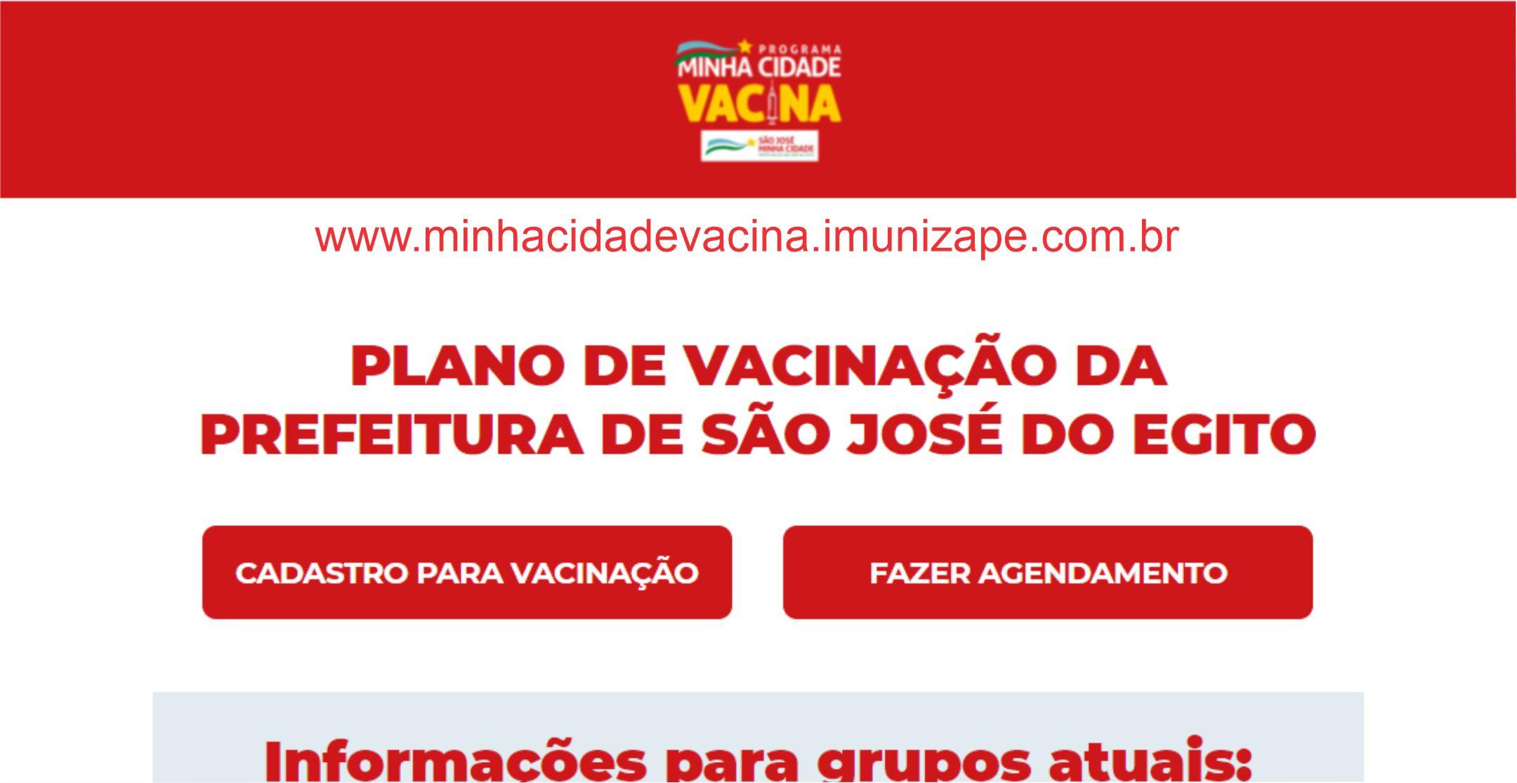 Site de agendamento para vacinação contra covid de SJE apresentou instabilidade; usuários também precisam fazer atualização no app