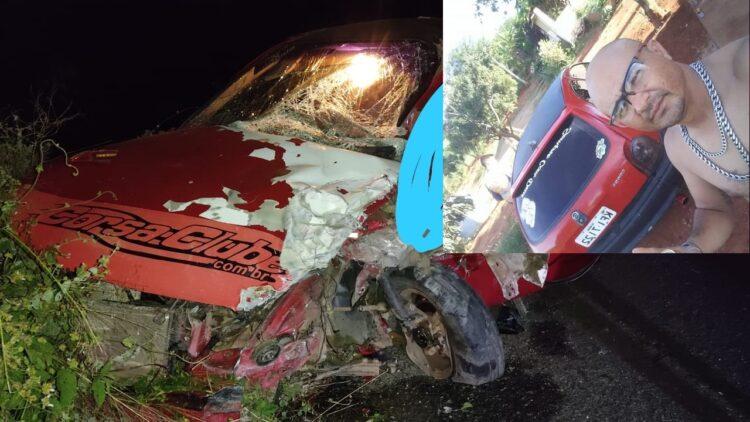 Acidente na PE-320 deixa uma vítima fatal no fim de semana