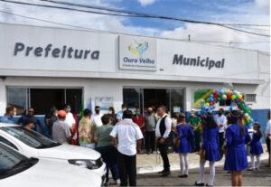 Prefeitura de Ouro Velho antecipa pagamento de Junho e metade do 13° salário dos servidores municipais