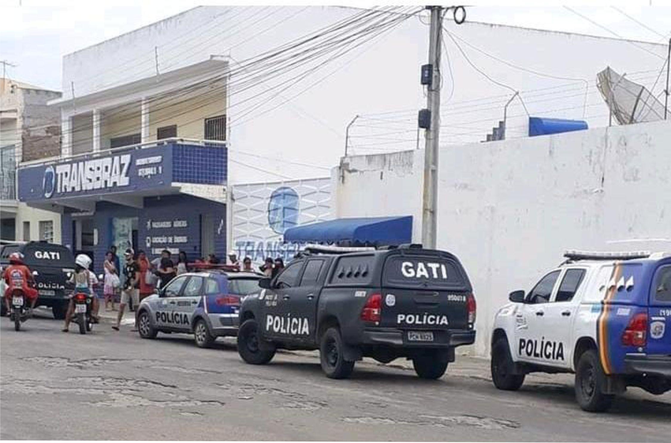 Polícia apreende droga dentro de refeição na Cadeia de São José do Egito