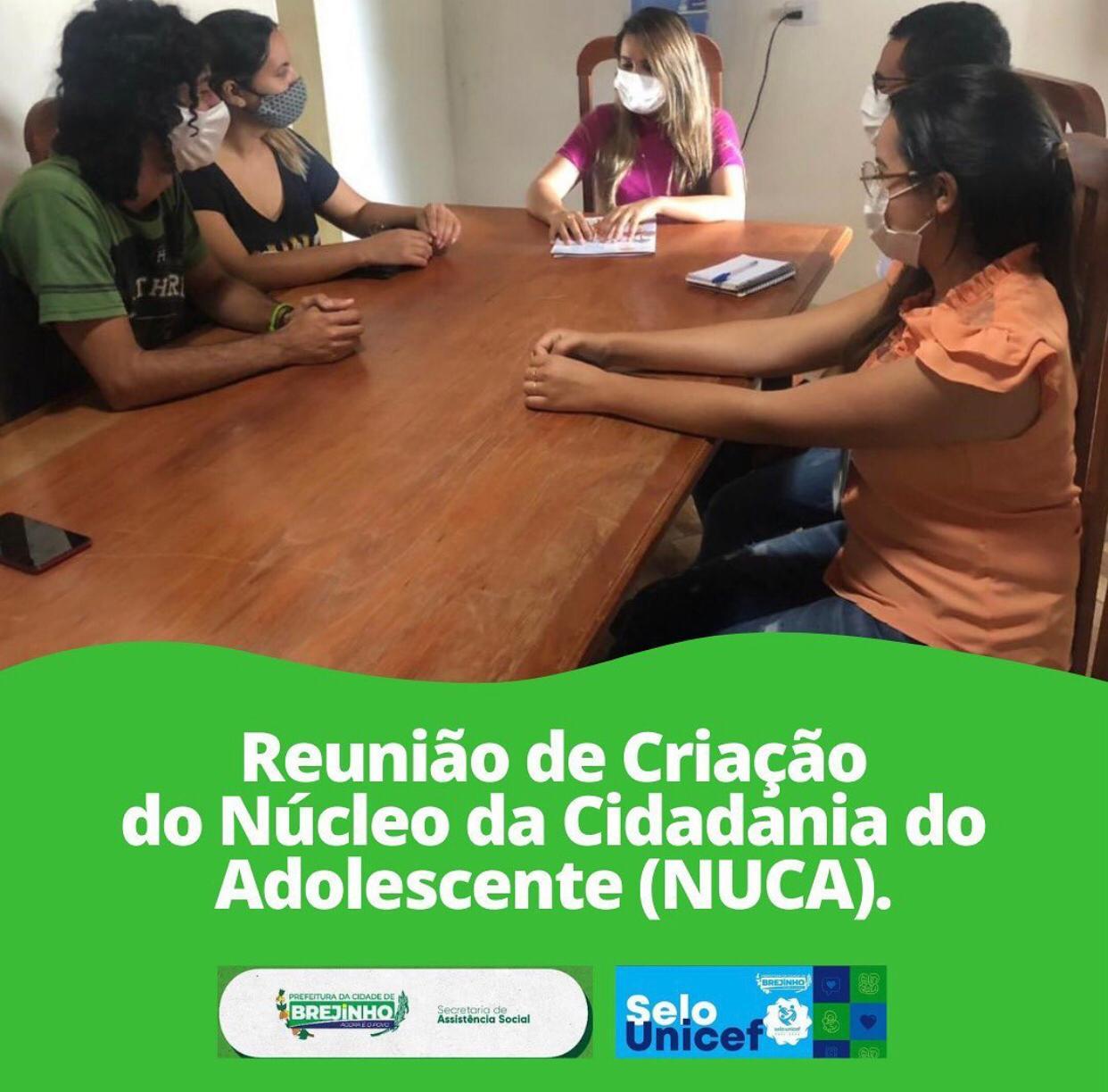 Em Brejinho já teve encontro para articular Selo Unicef 2021/2024