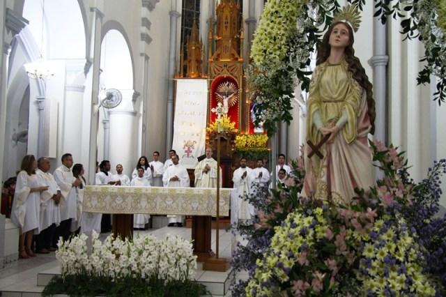 Única diocese do Brasil a ter Santa Maria Madalena como padroeira, Afogados da Ingazeira à celebra essa semana