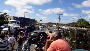 Compesa emite nota em resposta ao protesto realizado por moradores de Brejinho nessa quarta (25)
