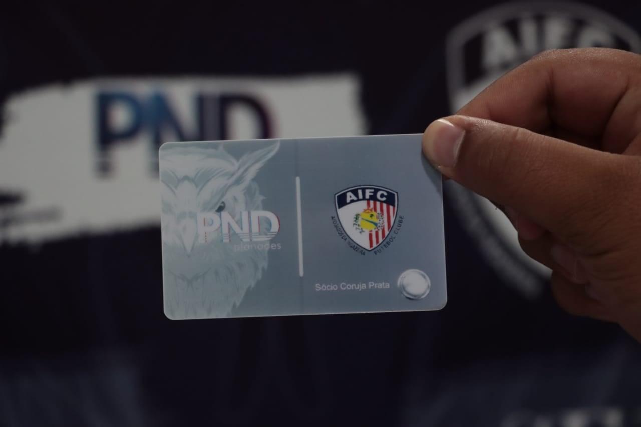 Afogados da Ingazeira Futebol Clube agora tem cartão de sócio-torcedor
