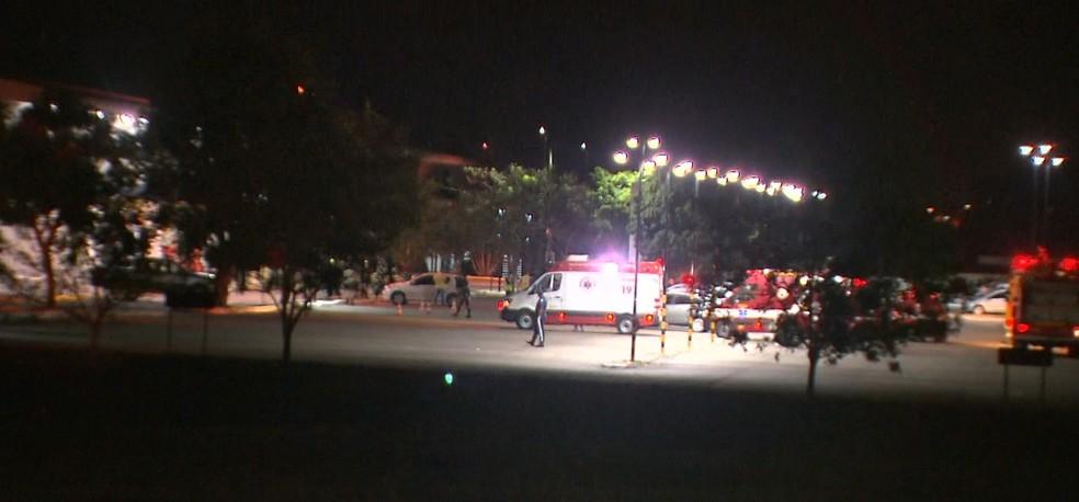 Esquadrão antibomba é acionado no aeroporto de Campina Grande, mas identifica apenas uma bolsa