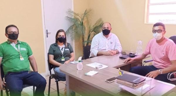 Regularização Fundiária em Itapetim é debatida entre Iterpe e Prefeitura