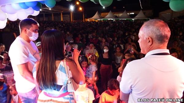 Prefeitura de Brejinho comemorou o 'Dia Das Crianças'