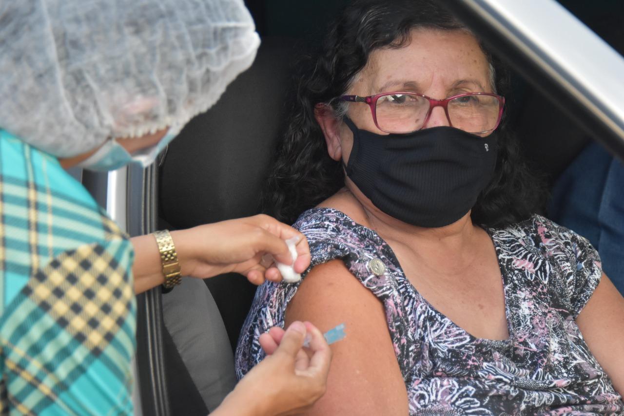 São José do Egito já aplicou mais de mil doses de reforço da vacina contra a covid-19