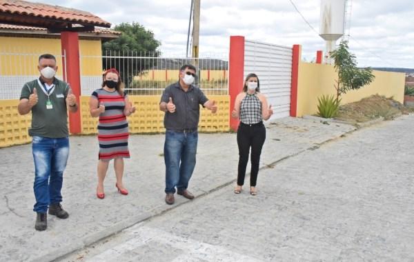 Escolas municipais passam por reformas em Itapetim